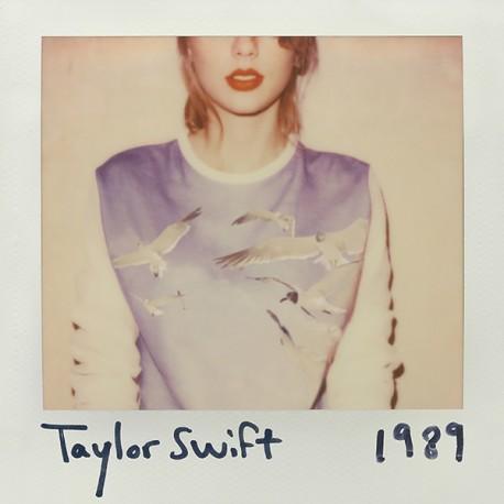 SWIFT Taylor : CD 1989
