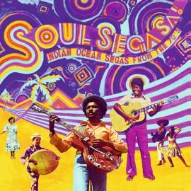 """VARIOUS : LP+7""""EP Soul Sega Sa ! Indian Ocean Segas From The 70's"""