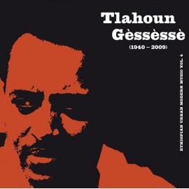 GESSESSE Tlahoun : LP Ethiopian Urban Modern Music Vol. 4