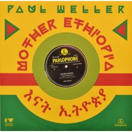"PAUL WELLER : 12""EP Mother Ethiopia"