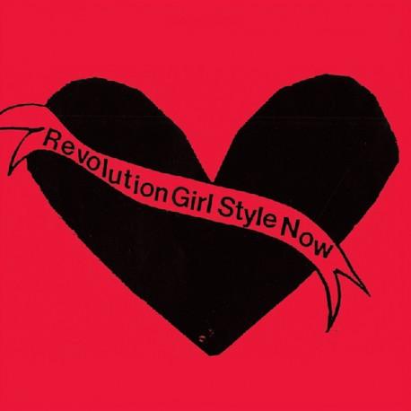 BIKINI KILL : LP Revolution Girl Style Now