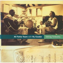 TOURE Ali Farka / COODER Ry : LPx2 Talking Timbuktu