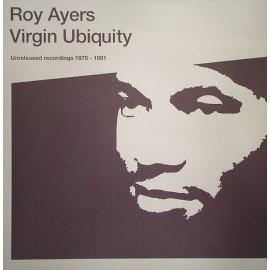 AYERS Roy : LPx2 Virgin Ubiquity (Unreleased Recordings 1976-1981)