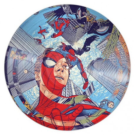 GIACCHINO Michael : LP Picture Spider-Man : Homecoming
