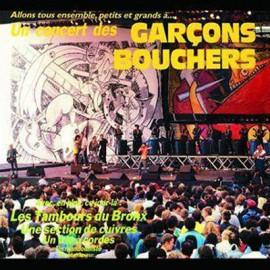 GARCONS BOUCHERS (les) : CD Allons Tous Ensemble, Petits Et Grands... A Un Concert Des Garçons Bouchers
