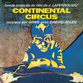 GONG : LP Continental Circus