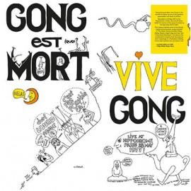 GONG : LPx2 Gong Est Mort, Vive Gong