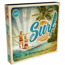 VARIOUS : CDx3 Surf - Essentials