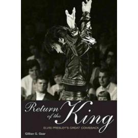 PRESLEY Elvis : Book Return of the King : Elvis Presley's Great Comeback