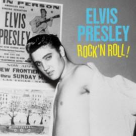 PRESLEY Elvis : LP Rock'N Roll