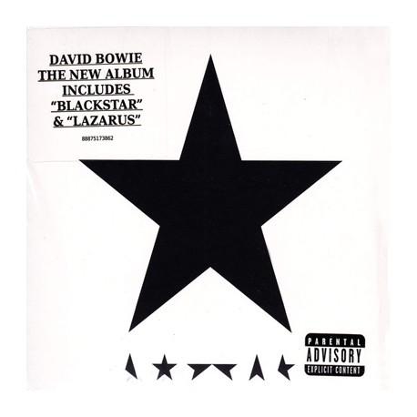 2nd HAND / OCCAS : BOWIE David : CD Blackstar