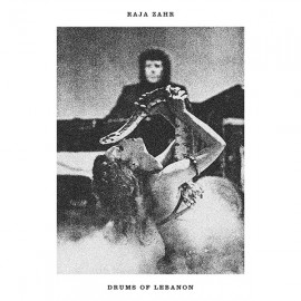 "RAJA ZAHR : 12""EP Drums Of Lebanon"