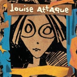 """LOUISE ATTAQUE : 12""""EP 20ème anniversaire (45T Géant - Tirage Limité)"""