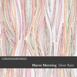 "WARM MORNING : 7""EP+CDEP Silver Rain"
