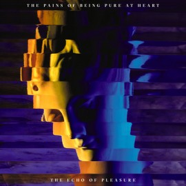 PAINS OF BEING PURE AT HEART (the) : LP The Echo Of Pleasure