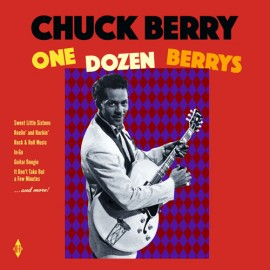 BERRY Chuck : LP One Dozen Berrys