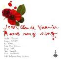 VANNIER Jean-Claude : LP Roses Rouge Sang
