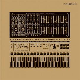 CIANI Suzanne : LP Buchla Concerts 1975