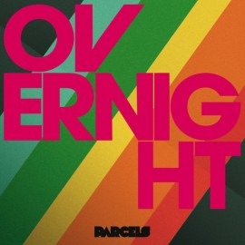 """PARCELS : 12""""EP Overnight"""