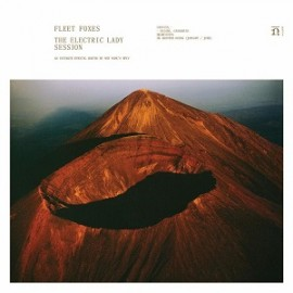 """FLEET FOXES : 10""""EP The Electric Lady Session"""
