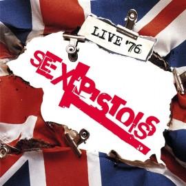 SEX PISTOLS : LPx4 Live '76
