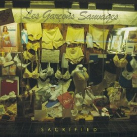 GARCONS SAUVAGES (les) : CD Sacrified