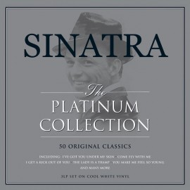 FRANK SINATRA : LPx3 The Platinum Collection