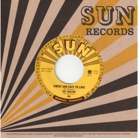 ORBISON Roy and The Roses : Sweet And Easy To Love