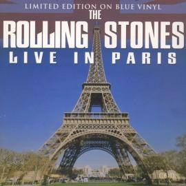 ROLLING STONES (the) : LP Live In Paris