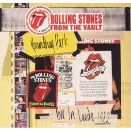 ROLLING STONES (the) : LPx3+DVD Live In Leeds 1982