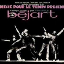 HENRY Pierre / COLOMBIER Michel : LP 50th Anniversary Edition - Messe Pour Le Temps Present