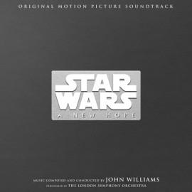 WILLIAMS John : LPx3 A New Hope (Box Set)