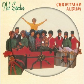 VARIOUS : LP Picture The Phil Spector Christmas Album (A Christmas Gift For You)