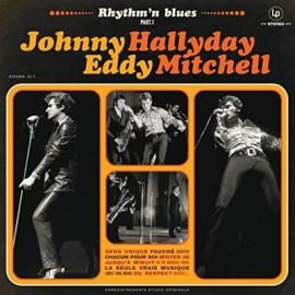 HALLYDAY Johnny / MITCHELL Eddy : LP Rhythm'n Blues Part.1