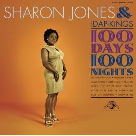 SHARON JONES AND THE DAP-KINGS : LP 100 Days, 100 Nights