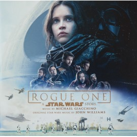 GIACCHINO Michael : LPx2 Rogue One (A Star Wars Story)