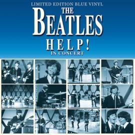 BEATLES (the) : LP Help! In Concert