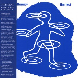 """THIS HEAT : 12""""EP Health And Efficiency"""
