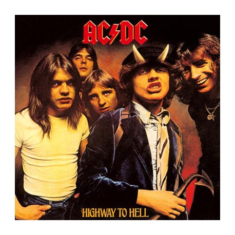 AC/DC : LP Highway To Hell