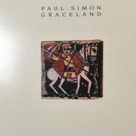 SIMON Paul : LP Graceland