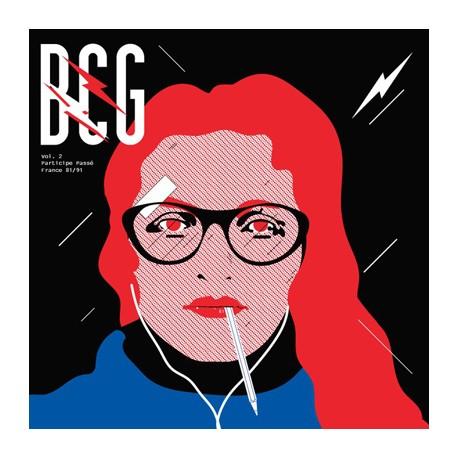 VARIOUS : LP B.C.G., Participe Passé, France 81/91