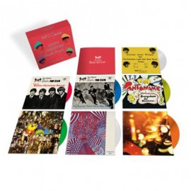 """BEATLES (the) : 7""""EPx7 Christmas Records Coffret"""