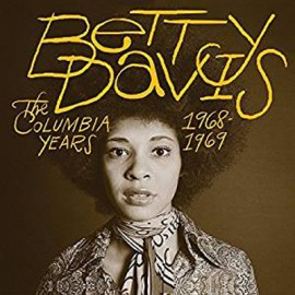 DAVIS Betty : LP The Columbia Years 1968-1969