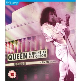 QUEEN : BLU-RAY A Night At The Odeon