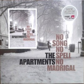 APARTMENTS (the) : LP No Song No Spell No Madrigal