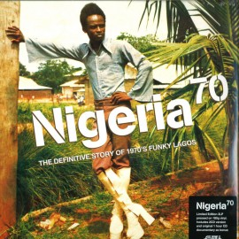 VARIOUS : LPx3 Nigeria 70 (The Definitive Story of 1970's Funky Lagos)