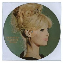 BARDOT BRIGITTE : LP Picture Brigitte Bardot Sings