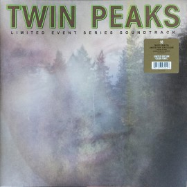 BADALAMENTI Angelo : LPx2 Twin Peaks (Limited Event Series Soundtrack)