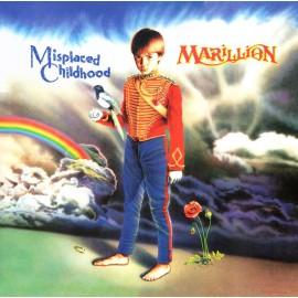 MARILLION : LP Misplaced Childhood