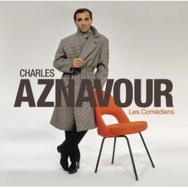 AZNAVOUR Charles : LP Les comediens